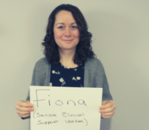A photo of our staff member Fiona