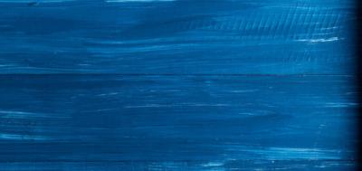 Blue wood panels
