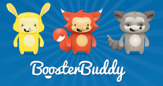 image for booster buddy mental health app