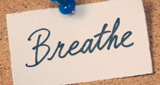 breathe reminder