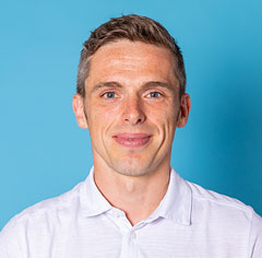Cian Aherne Clinical Manager