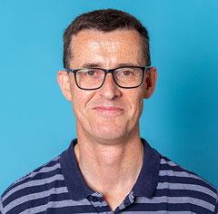 Gerard Linane Service Manager Limerick