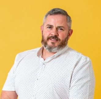 Damian Sheridan Facilities Manager
