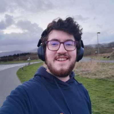 Mike Edgar, youth volunteer