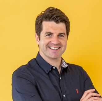 Mark Keegan Human Resources Manager