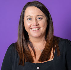 Vanessa Dowling Clinical Manager Laois/Offaly