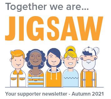Animated image for autumn newsletter