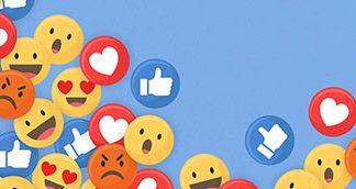 reactions for social media